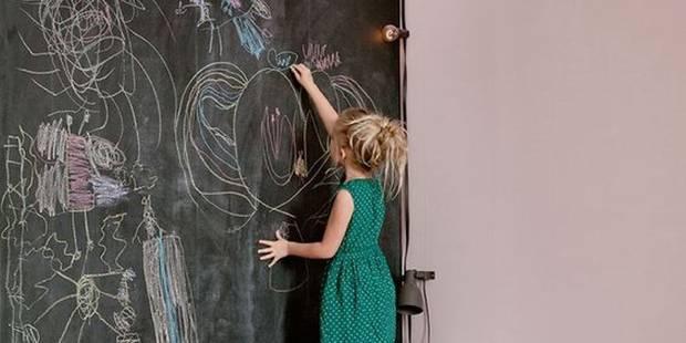 Déco : 15 idées de peintures ardoise - La DH