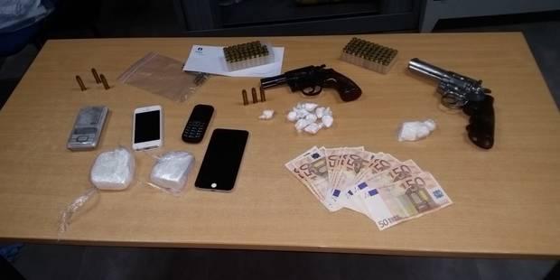 Colfontaine: la police boraine met la main sur un trafiquant de drogue - La DH