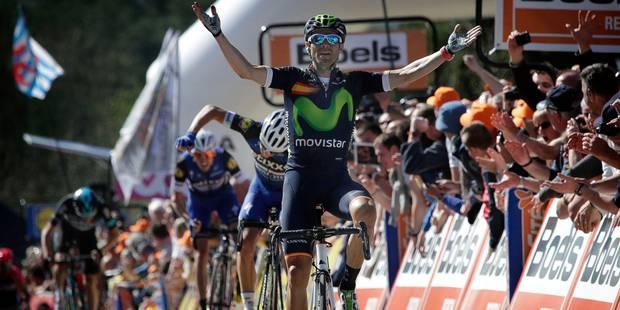 """Valverde s'offre une quatrième Flèche Wallonne et un record: """"je laisse une trace dans l'histoire du vélo"""" - La DH"""