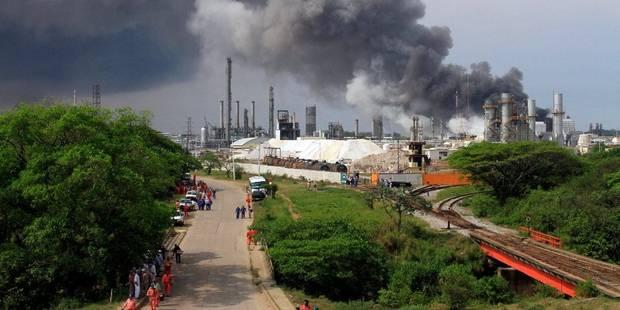 Explosion dans une usine au Mexique: 13 morts et 136 blessés - La DH