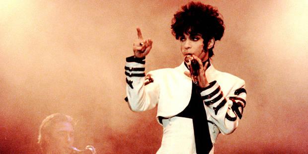 """La mort de Prince """"choque"""" le monde (PHOTOS & VIDEOS) - La DH"""