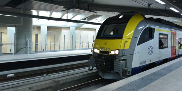 Attentats de Bruxelles: Brussels Airport à nouveau accessible en train ce vendredi après-midi - La DH