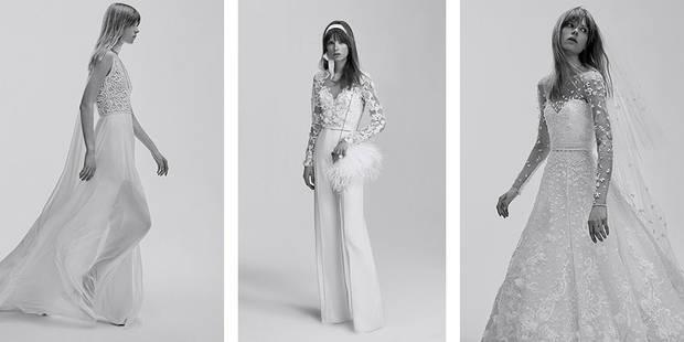 Elie Saab se lance dans les robes de mariée - La DH