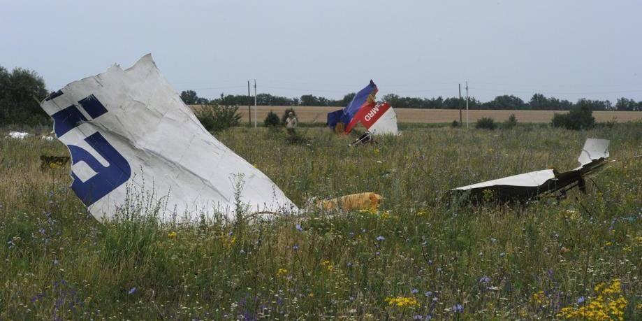 """""""Le vol MH17 abattu par un avion de chasse ukrainien"""", selon un documentaire de la BBC"""
