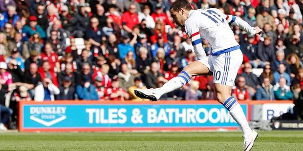 """Eden Hazard: """"J'espère que c'est le début de mon retour"""" - La DH"""