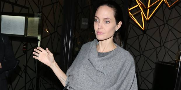 Angelina Jolie inquiète son entourage, elle ne pèserait plus que 35 kilos ! - La DH