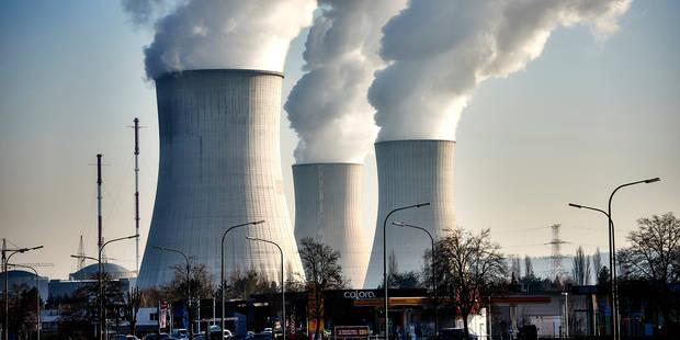 Nucléaire: toute la population belge recevra des pilules d'iode - La DH