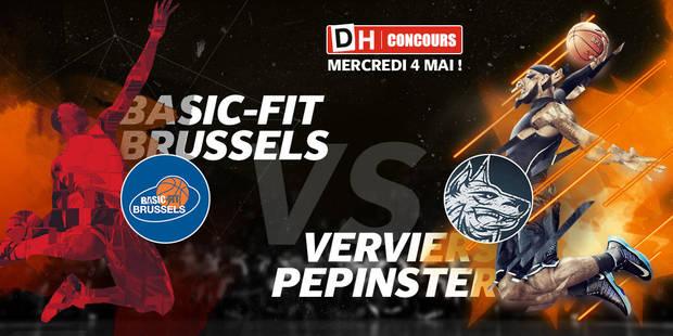 Concours: gagnez vos places pour Brussels - Verviers-Pepinster ! - La DH