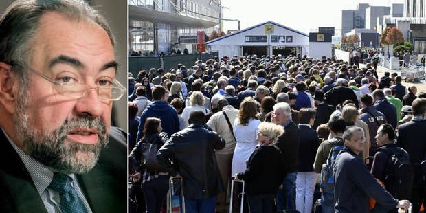 """""""Nous nous rendons ridicules à l'étranger"""", déclare le président de Brussels Airport - La DH"""
