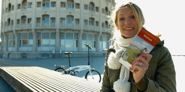 "Exclusif: Sandrine Corman, nouvelle présentatrice de ""La grande balade"" - La DH"