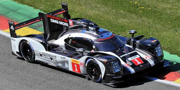 6h Spa / Libres 1 : Porsche d�j� devant, Audi en retrait