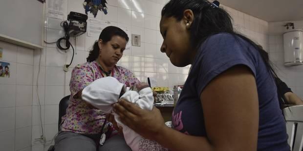 Espagne: premier cas détecté de microcéphalie associée au Zika - La DH