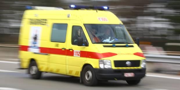 Un petit garçon chute de sa fenêtre à Schaerbeek - La DH