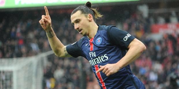 Ligue 1: Ibrahimovic meilleur joueur pour la 3e fois, Laurent Blanc meilleur entraîneur - La DH