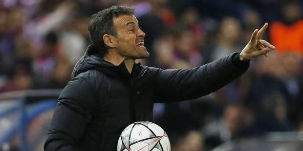 """""""Nous méritons cette Liga"""", prévient Luis Enrique - La DH"""