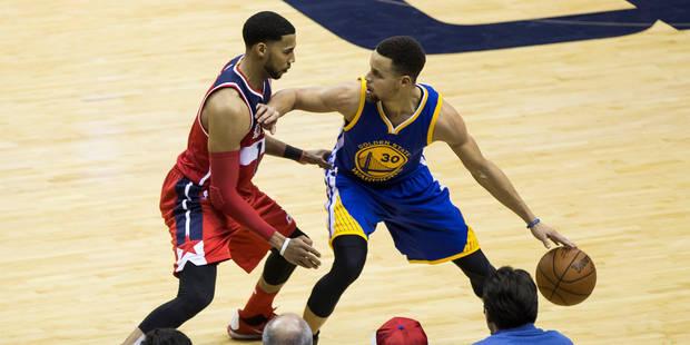 Stephen Curry entre dans l'histoire: le joueur est élu MVP à l'unanimité - La DH
