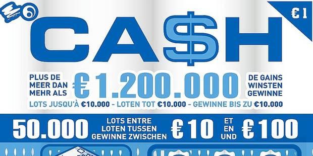 La loterie paie Cash ! - La DH