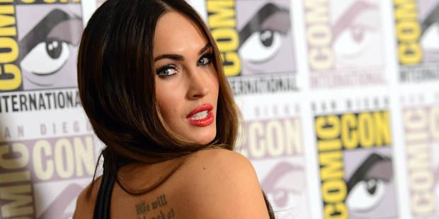 """Megan Fox dit """"non"""" au sexe... au cinéma ! - La DH"""