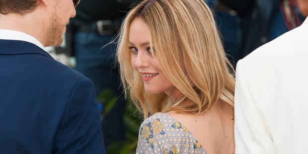 Vanessa Paradis sur la Croisette : retour sur ses apparitions à Cannes - La DH