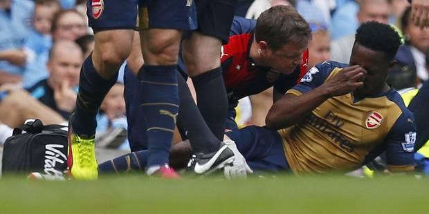 Pas d'Euro pour Danny Welbeck, opéré d'un genou et absent neuf mois - La DH