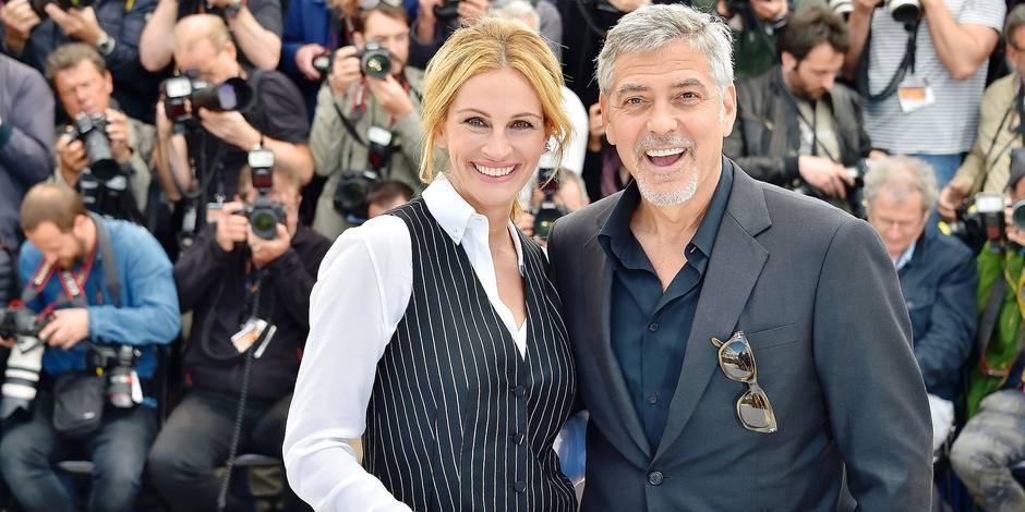 """Clooney: """"Il n'y aura pas de président Trump"""""""