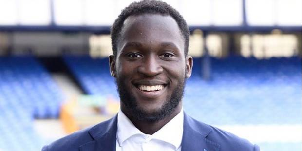"Romelu Lukaku élu ""Jeune joueur de l'année"" à Everton - La DH"