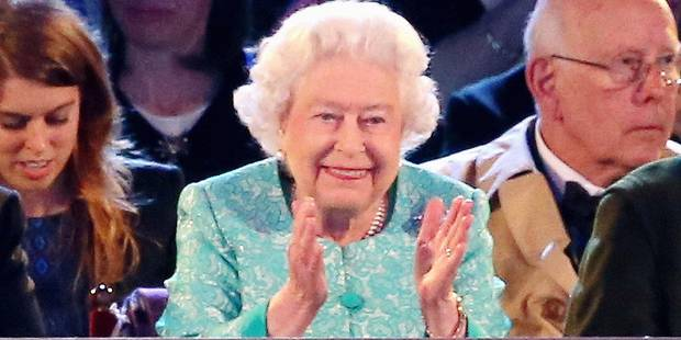 Dans les coulisses de l'anniversaire d'Elizabeth II (PHOTOS) - La DH