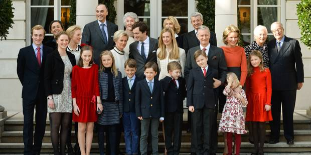 L'avenir des familles royales assuré - La DH
