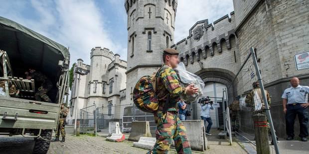 Grève: les directeurs des prisons flamandes soutiennent le ministre de la Justice - La DH