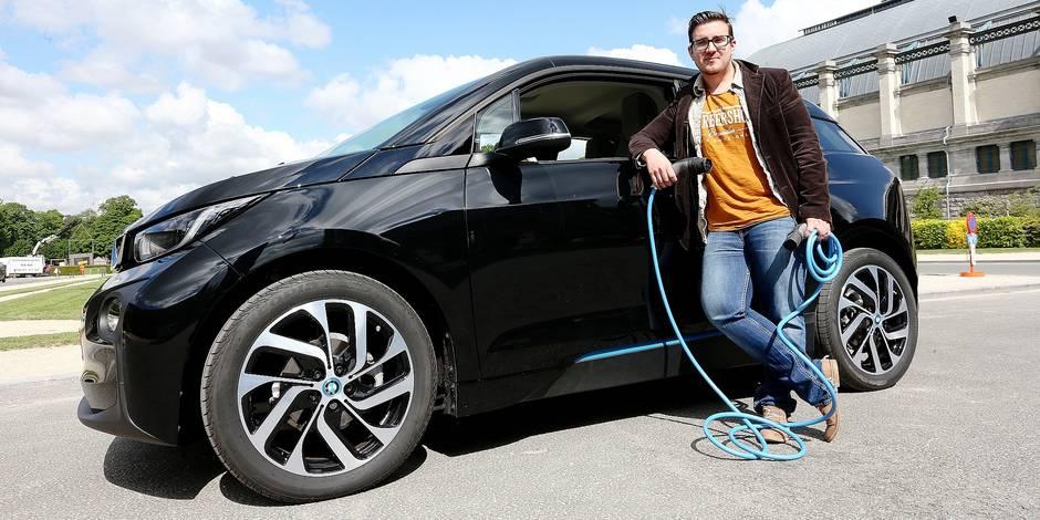 La voiture électrique pour les nuls - La DH