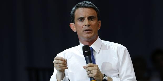 Attentats de Paris: Manuel Valls exclut de changer les conditions de détention de Salah Abdeslam - La DH