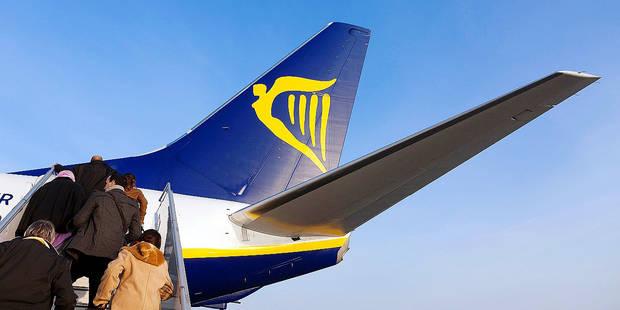 Ryanair va encore baisser ses prix - La DH