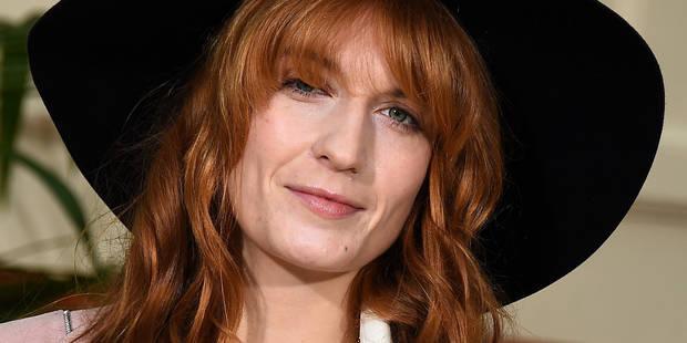 Florence Welch chante pour une fan hospitalisée - La DH