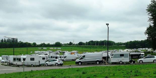 Un terrain pour les gens du voyage à Charleroi - La DH
