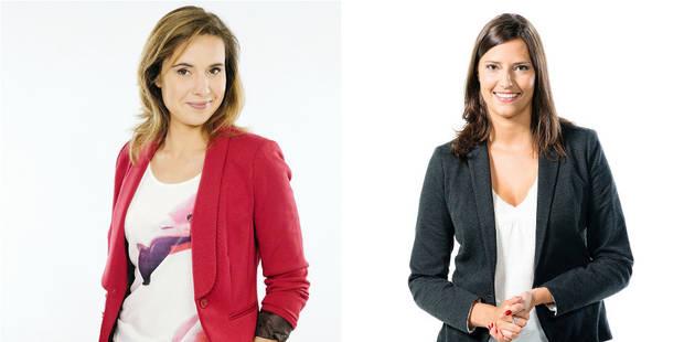 RTBF: Justine Katz remplace Delphine Simon - La DH