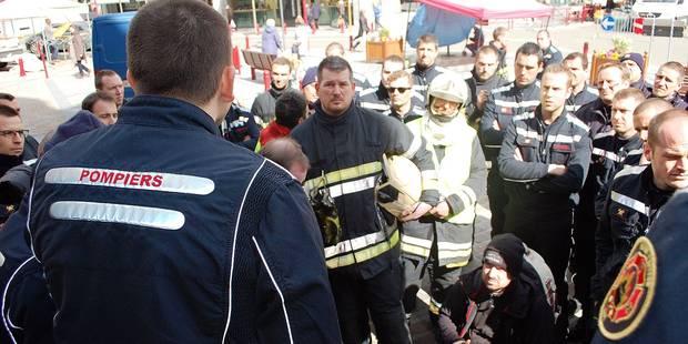 Wavre: les pompiers iront au Conseil d'Etat - La DH