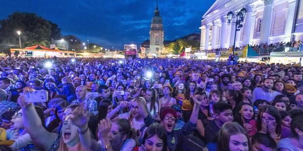 Allemagne: 26 femmes se disent victimes d'agressions sexuelles lors d'un festival - La DH