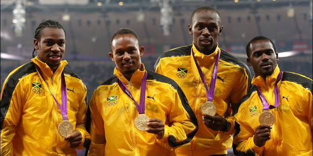 Le Jamaïcain Nesta Carter contrôlé positif à Pékin - La DH