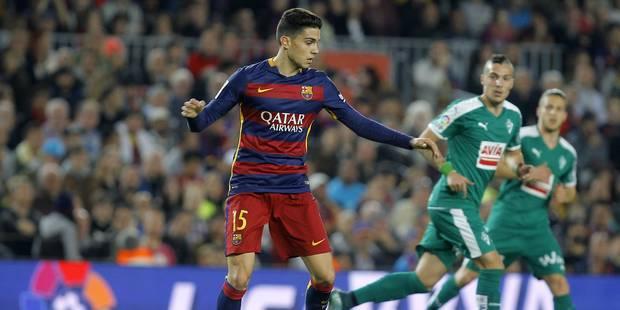 Marc Bartra quitte le FC Barcelone pour Dortmund - La DH