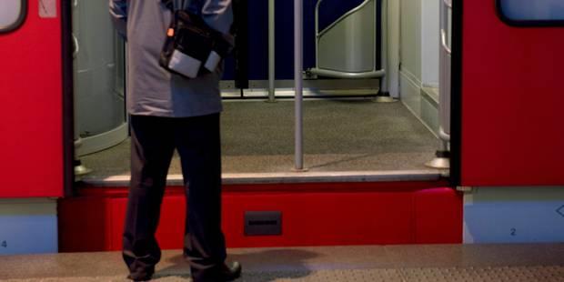 Harcèlement sexuel: un huissier viré à la direction de la SNCB - La DH