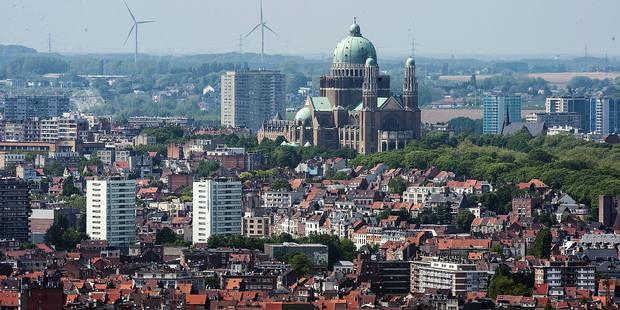 Explosion du nombre d'habitants à Bruxelles et Anderlecht (CARTE) - La DH