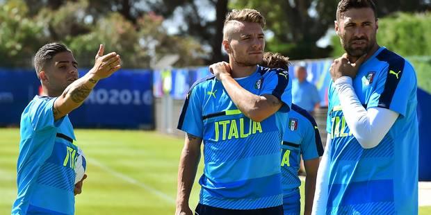 """Les Italiens veulent profiter des points faibles des Diables: """"Ils ne sont pas très compacts en défense"""" - La DH"""