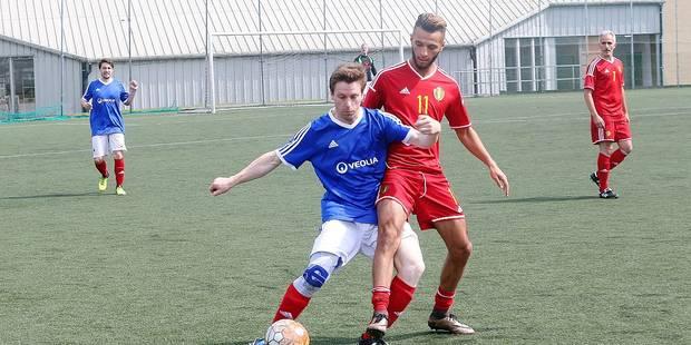Un Euro de football à Molenbeek - La DH