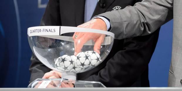 Sepp Blatter explique comment sont truqués les tirages au sort - La DH