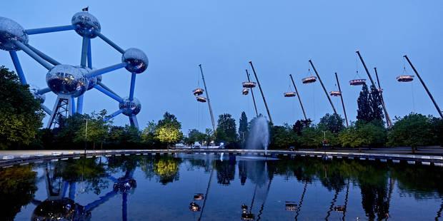 Dinner in the Sky : les 10 photos souvenirs - La DH