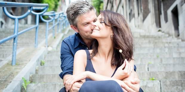 Elodie De Sélys et Benjamin Deceuninck: Souvenirs d'un mariage brûlant - La DH
