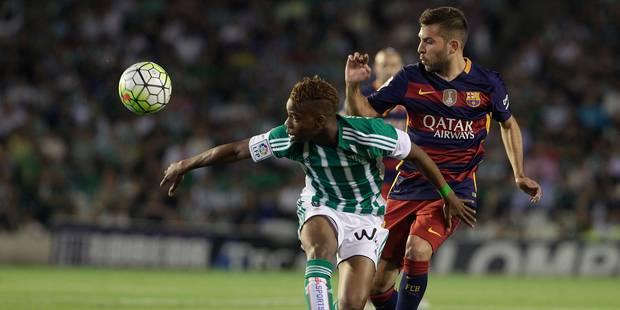 Charly Musonda en prêt au Betis Séville pour une saison supplémentaire - La DH