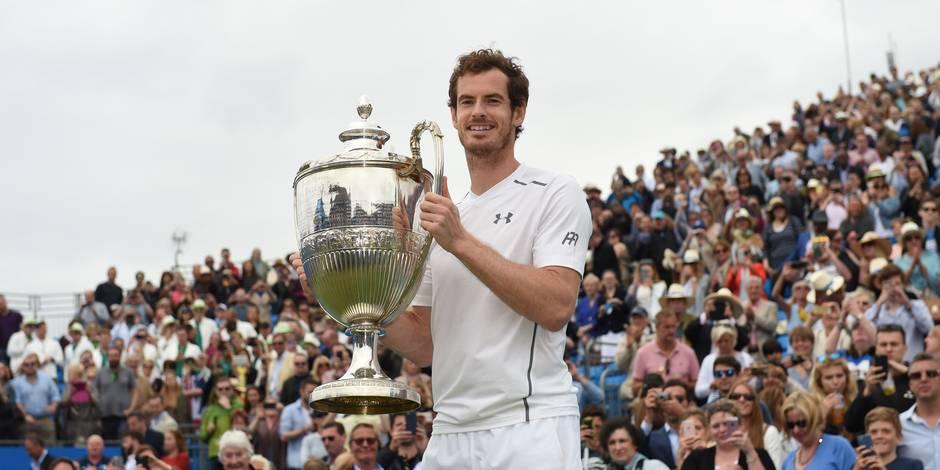Andy Murray admire la régularité de Djokovic