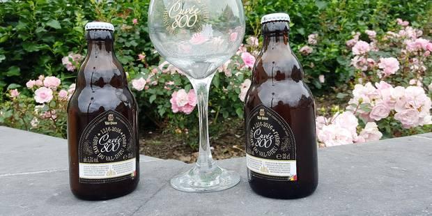 """""""Une bière des 800 ans, s'il vous plaît"""" - La DH"""