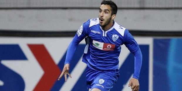 Konstantinos Laifis prêté par l'Olympiacos au Standard - La DH